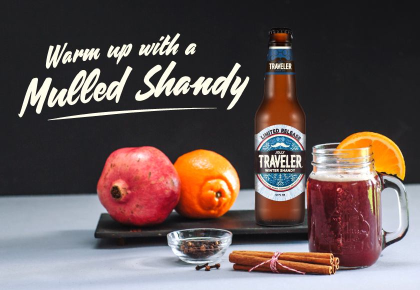 Mulled Shandy